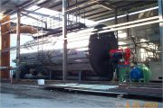 Boilers for steam or hot water production